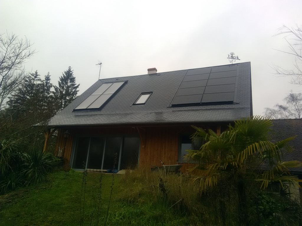 ETS HELIOSOLIS - Chauffage solaire GASOKOL-Loir et Cher (41)