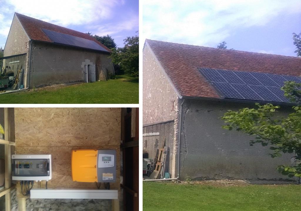 ETS HELIOSOLIS - Electricité solaire photovoltaïque en autoconsommation-Loir et Cher (41)