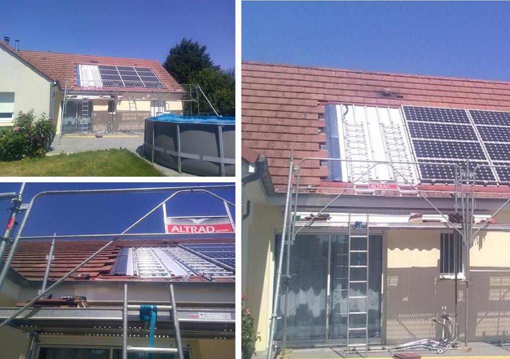 ETS HELIOSOLIS - Remise en conformité installation photovoltaïque-Loir et Cher (41)