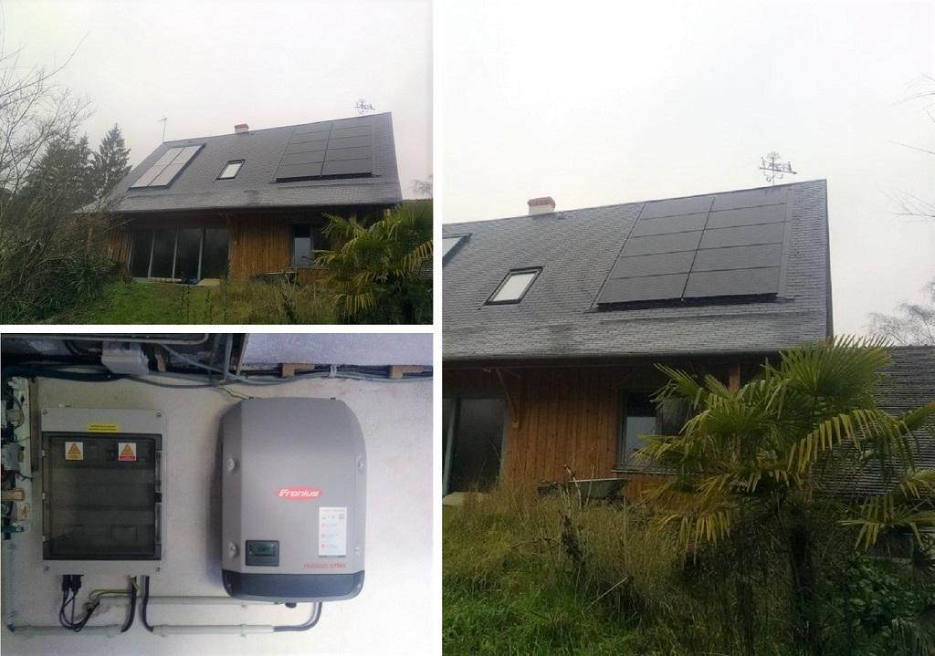 ETS HELIOSOLIS - Production photovoltaïque en autoconsommation