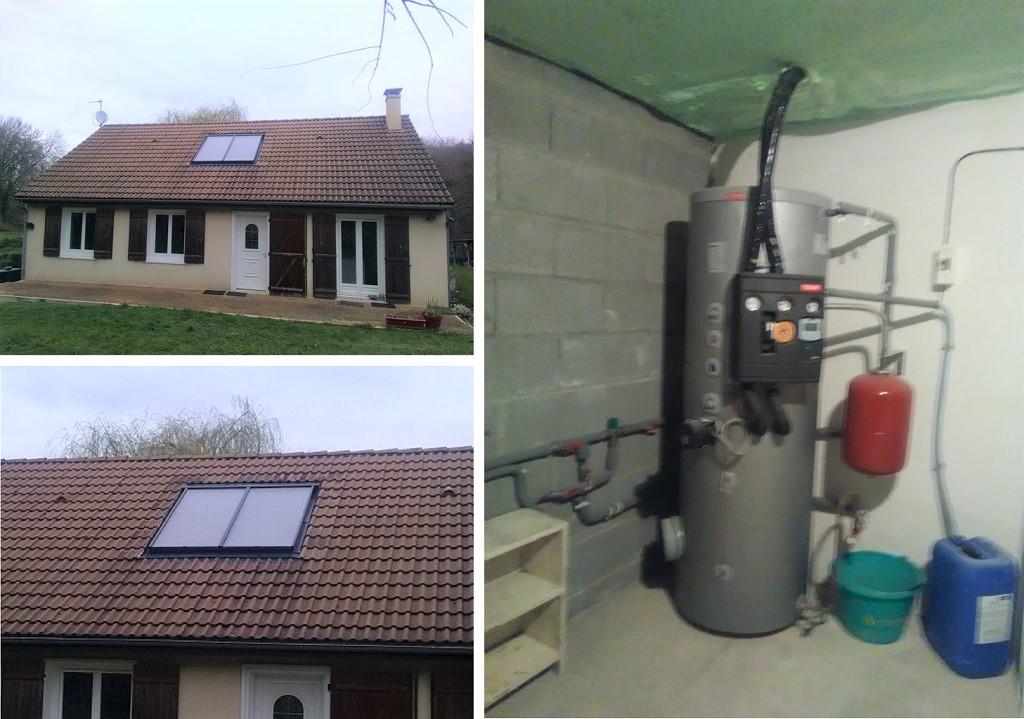 ETS HELIOSOLIS - chauffe eau solaire GASOKOL