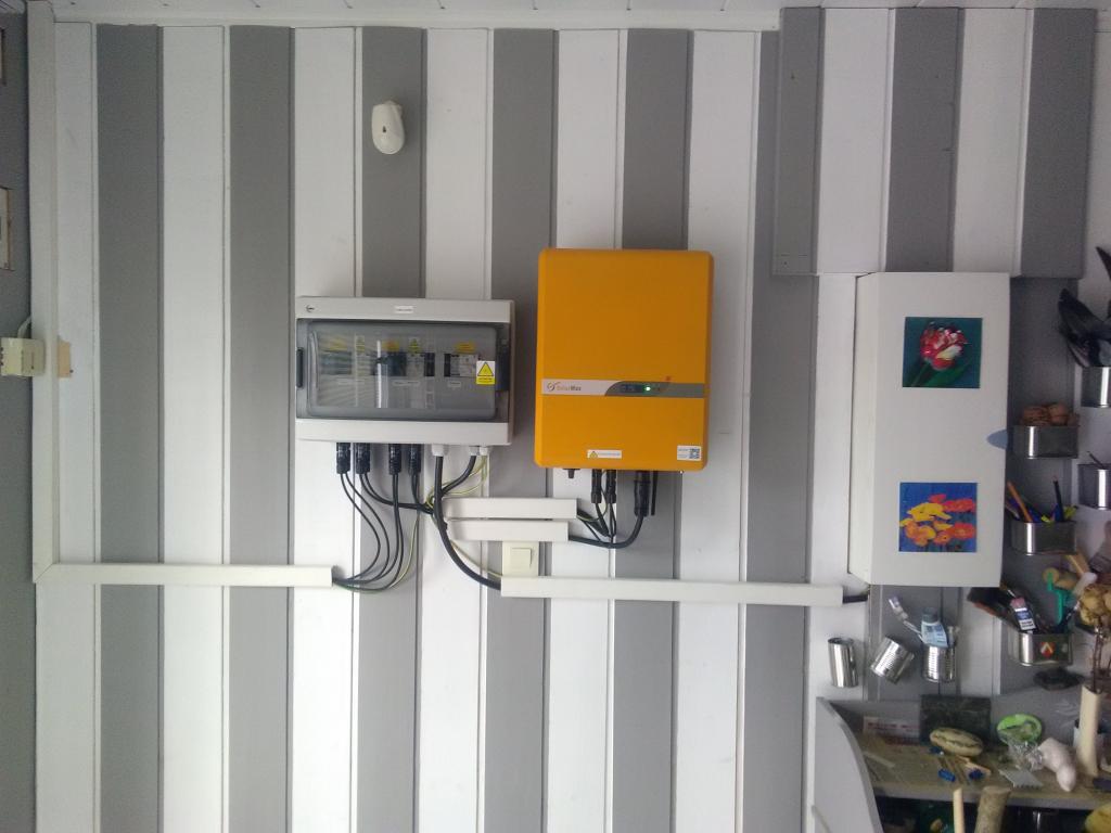 ETS HELIOSOLIS - installation d'un générateur photovoltaïque intégré