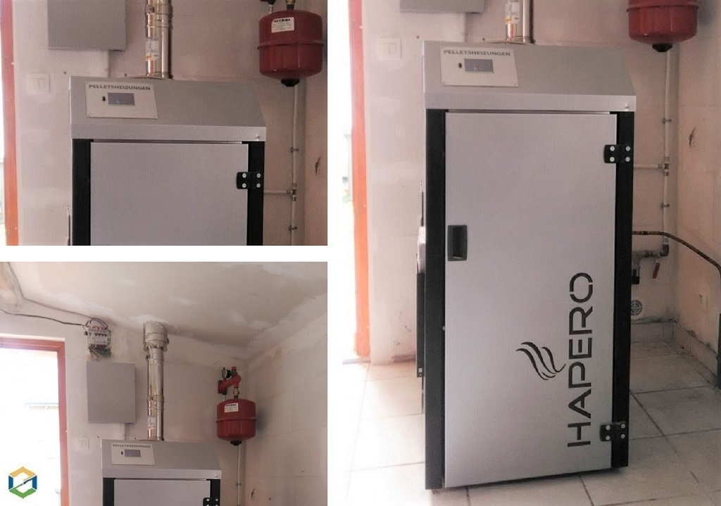 installation chaudière à Granulés de bois pellets HAPERO-Loir et Cher (41)