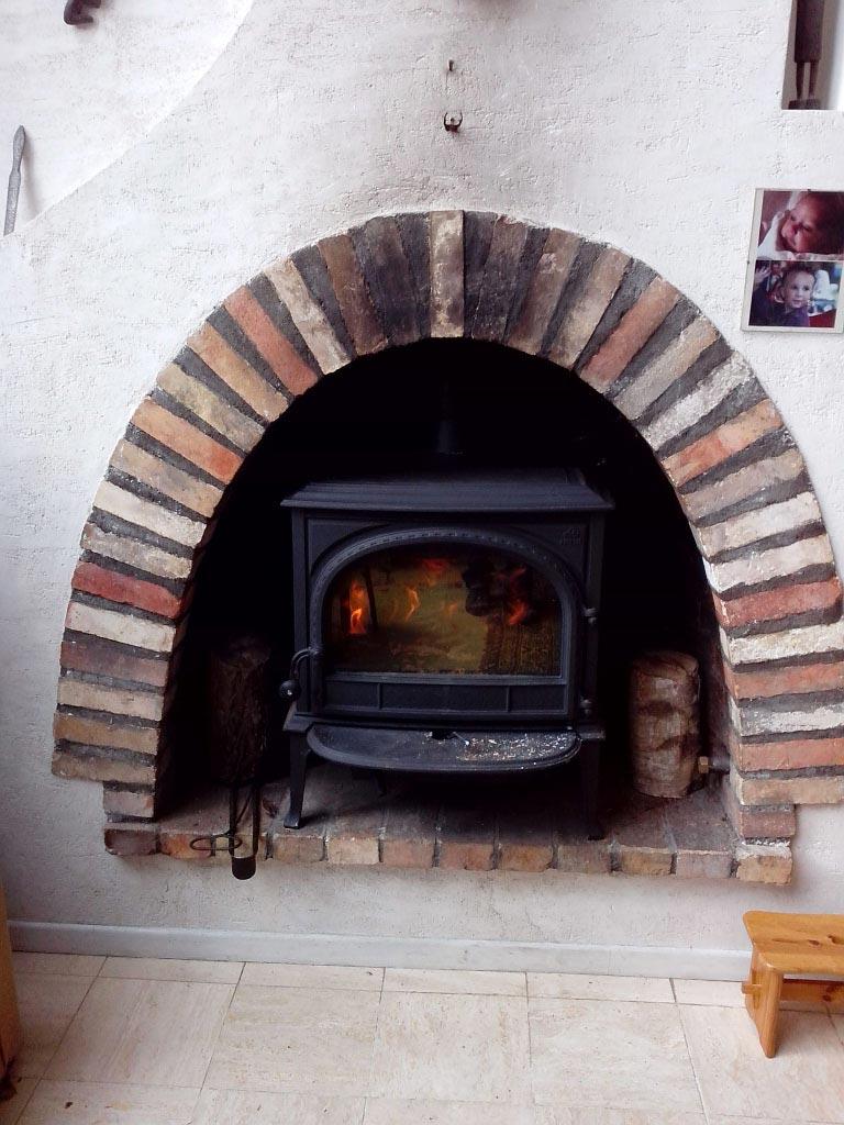 Poêle à bois bûche de marque JOTUL, à Candé sur Beuvron (41)-Loir et Cher (41)