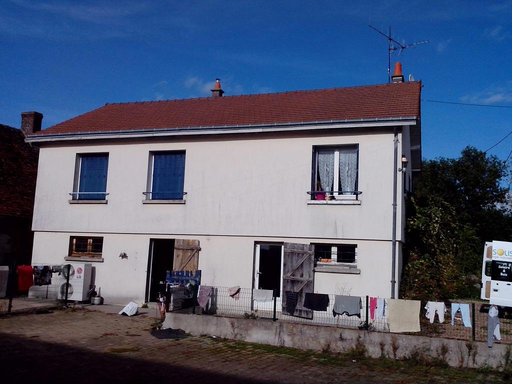 Chaudière à granulés HAPERO à Saint Etienne des Guerets, Loir et Cher (41)-Loir et Cher (41)