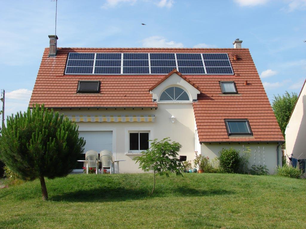 Production Photovoltaïque à Vineuil - 41 Loir et Cher-Loir et Cher (41)