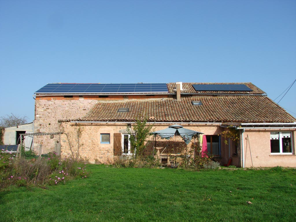 Production Photovoltaïque aux Forges - 79 Deux Sèvres-Deux Sèvres (79)