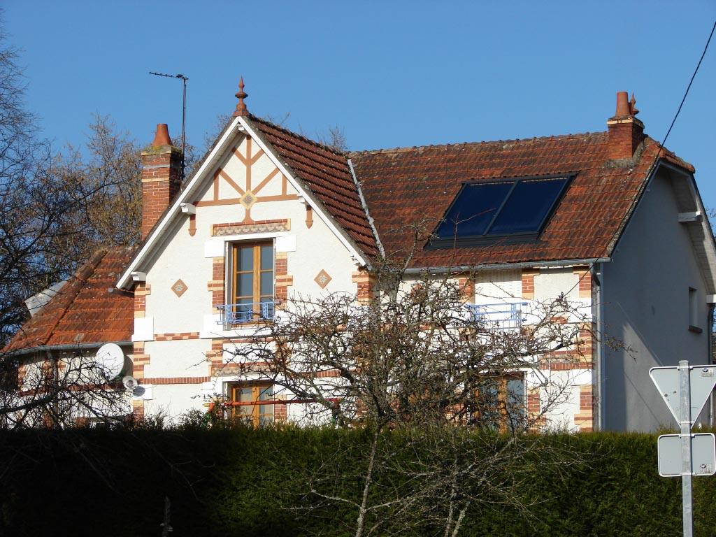 Eau chaude solaire Gasokol - 41 Loir et Cher-Loir et Cher (41)
