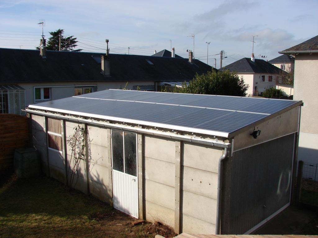 Production Photovoltaïque à Blois - 41 Loir et Cher-Loir et Cher (41)