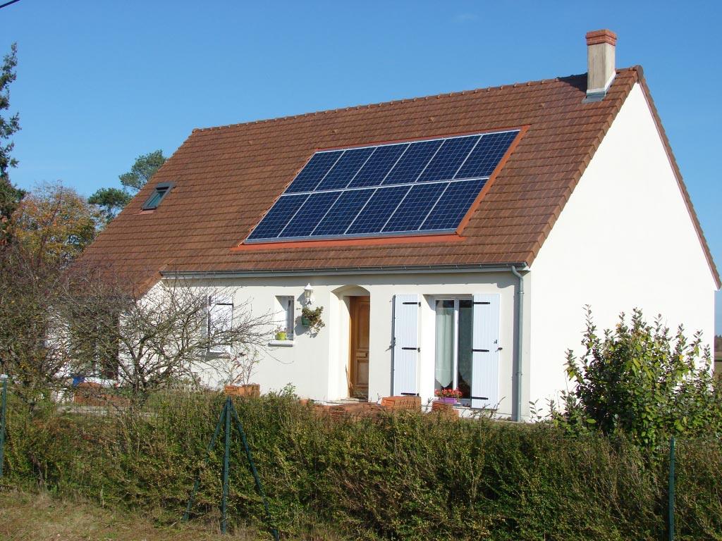 Production Photovoltaïque à Tauxigny - 37 Indre et Loire-Indre et Loire (37)