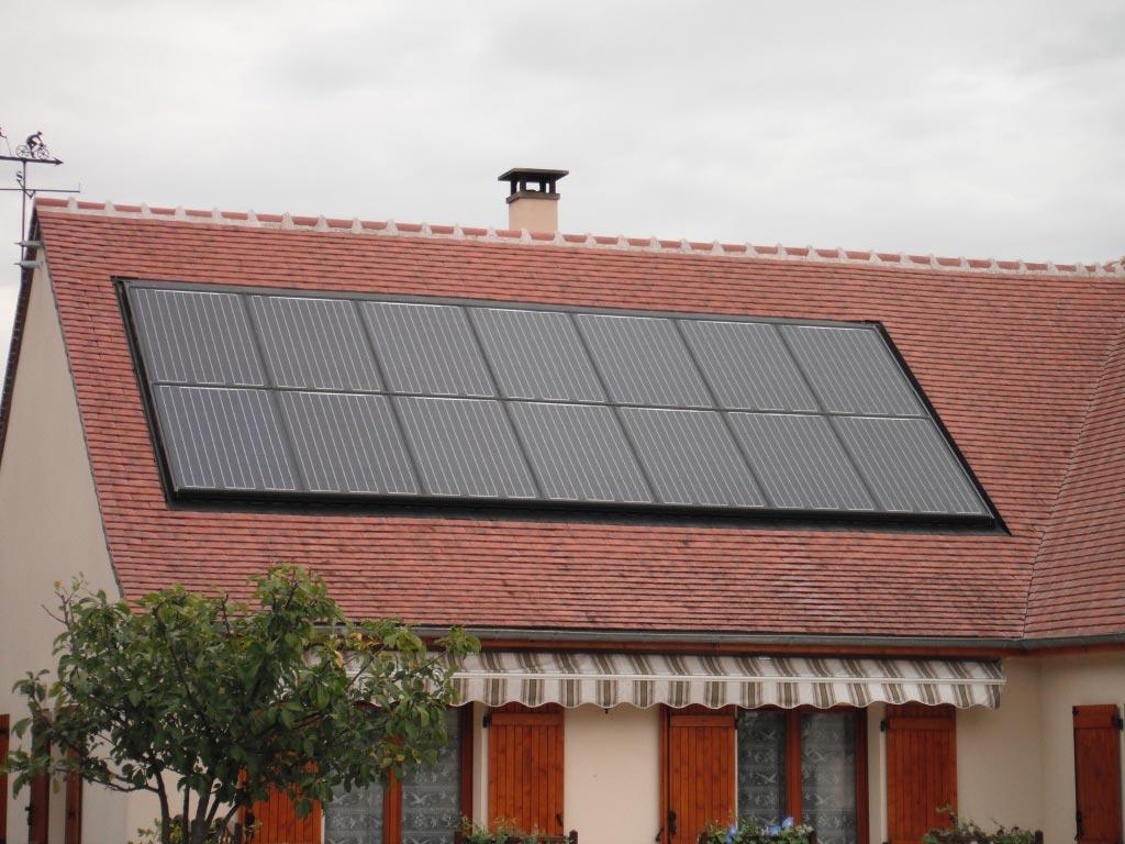 Solaire photovoltaique à Mer - 41 Loir et Cher-Loir et Cher (41)