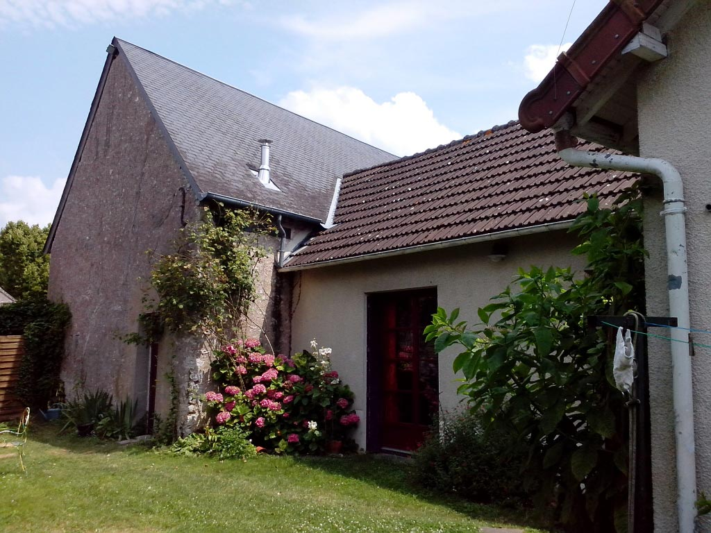 Chaudière à granulés HAPERO à Saint-Dye-sur-Loire, Loir et Cher (41)-Loir et Cher (41)