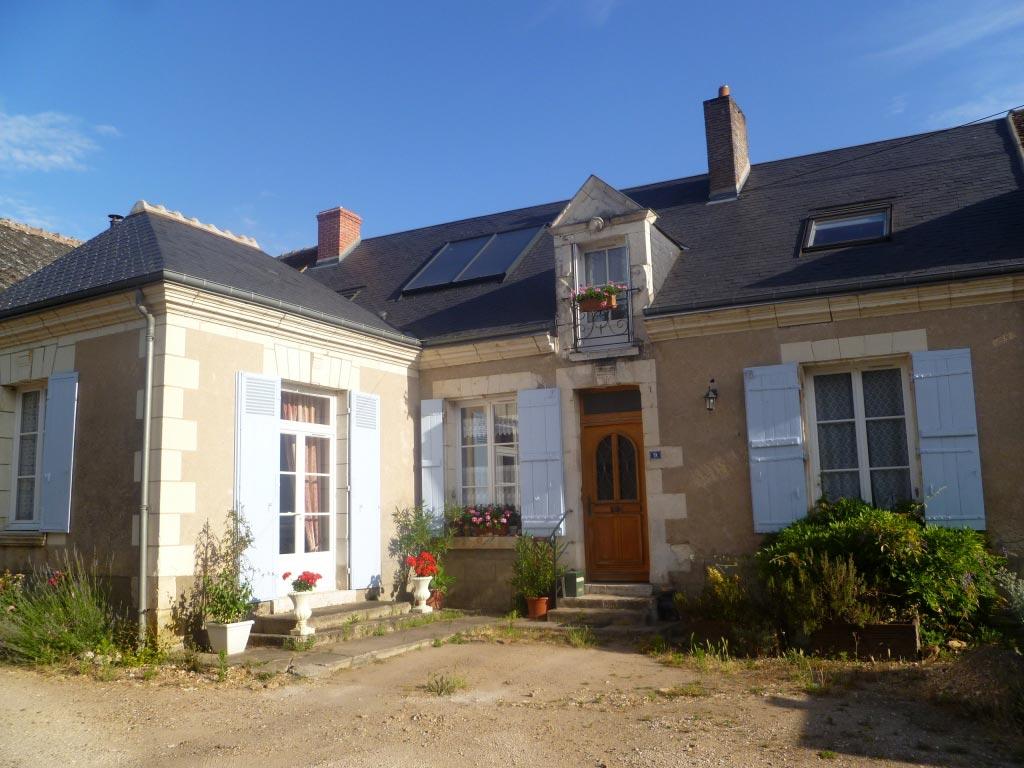 Solaire Thermique Gasokol à Monteaux - 41 Loir et Cher-Loir et Cher (41)