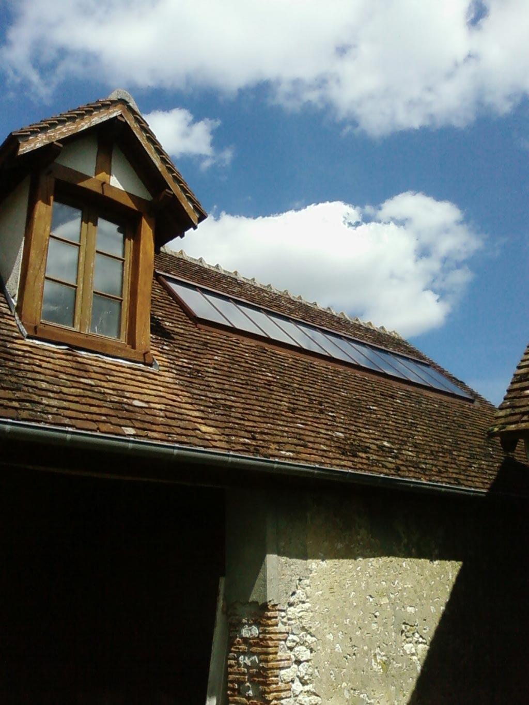 Solaire Clipsol à Mont Près Chambord - 41 Loir et Cher-Loir et Cher (41)