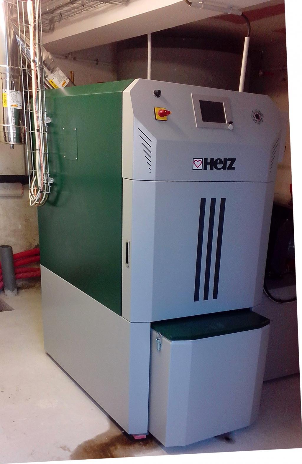 Production biomasse et réseau de chaleur à Seris, Loir et Cher (41)-Loir et Cher (41)
