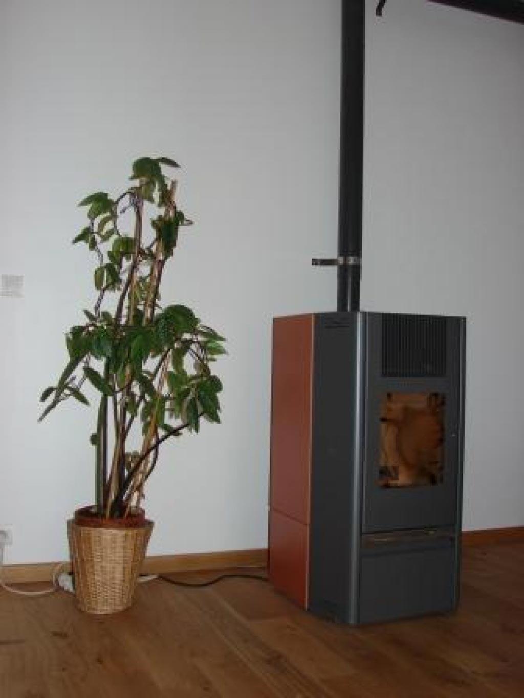 Poêle à granulés de bois CALIMAX à Brunoy, Essonnes (91)-Essonne (91)