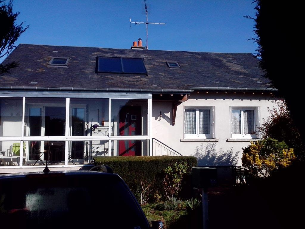 Chaudière à granulés HAPERO à Saint-Gervais la Forêt, Loir et Cher (41)-Loir et Cher (41)