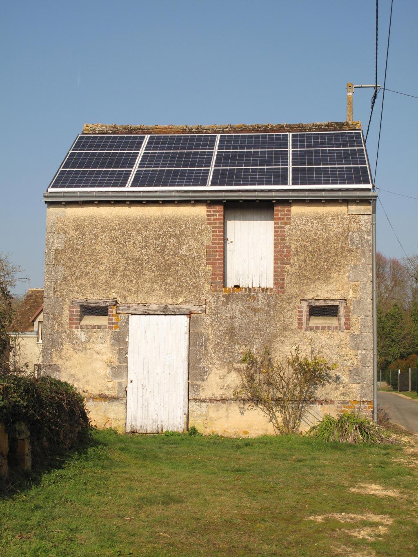 Production Photovoltaïque à Lunay, Loir et Cher (41)-Loir et Cher (41)