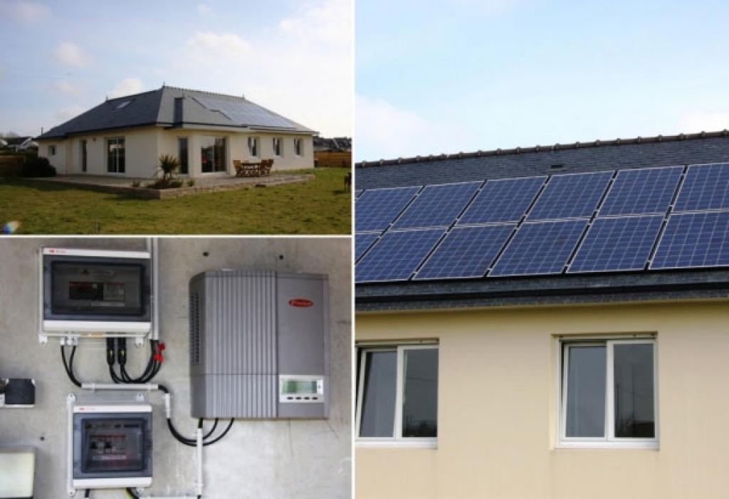 Solaire Photovoltaïque - 29 Finistère