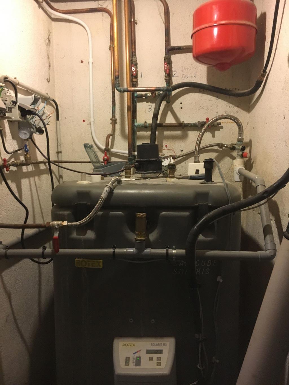 Réparation système solaire Rotex et évaluation de l'ensemble de l'installation à Berre les Alpes 06 Alpes Maritimes-Alpes Maritimes (06)