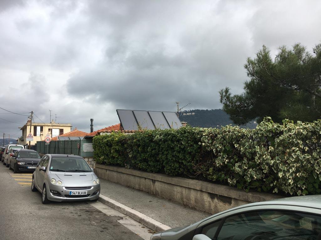 réparation système solaire Rotex et chaudière gaz condensation-Alpes Maritimes (06)
