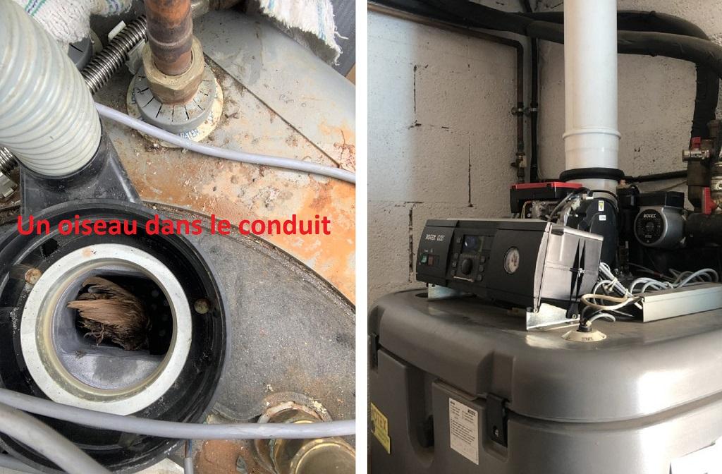 Dépannage chaudière gaz condensation Rotex Alpes Maritimes 06