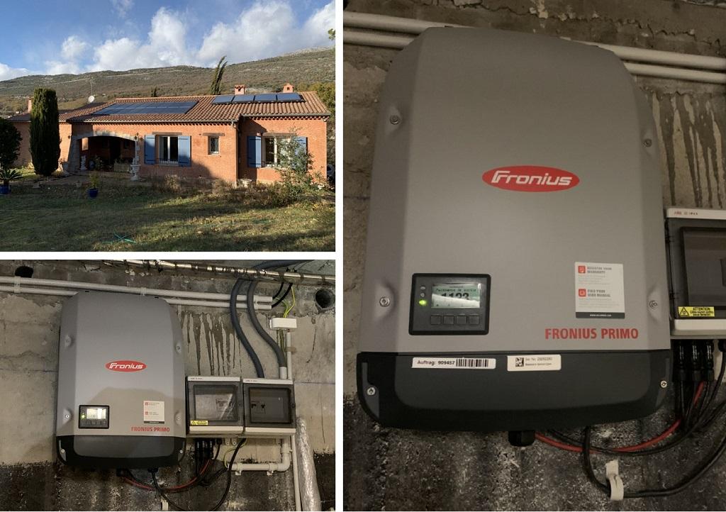 Dépannage d'un système photovoltaïque dans les Alpes Maritimes 06-Alpes Maritimes (06)