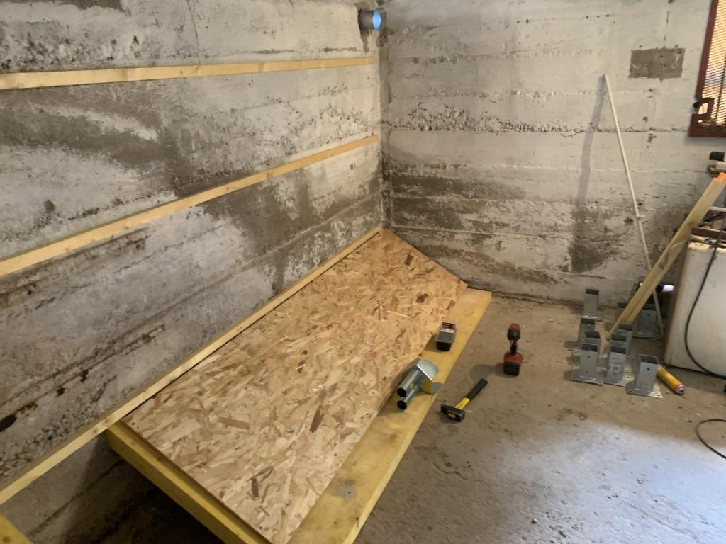 RGE Qualibois Eau construction d'un silo à granulés de bois sur mesures Alpes Maritimes 06