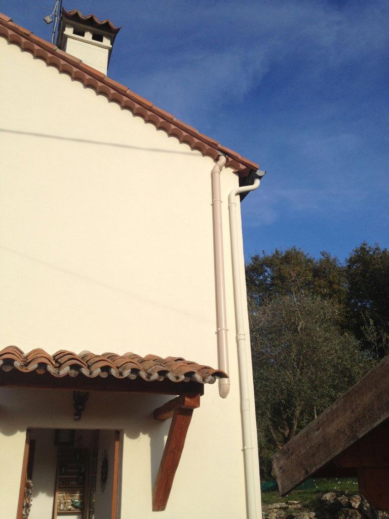 Système Solaire Combiné Rotex appoint Gaz Condensation 06 à Chateauneuf de Grasse Alpes Maritimes