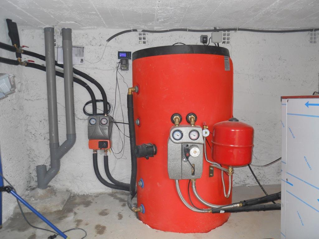 Aérothermie SDEEC intérieure à Vence - 06 Alpes Maritimes-Alpes Maritimes (06)