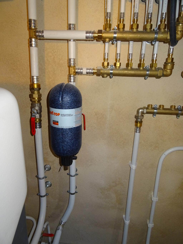 Filtre de protection du réseau chauffage JUDO Heifi Top à Sauveterre de Guyenne 33 Gironde