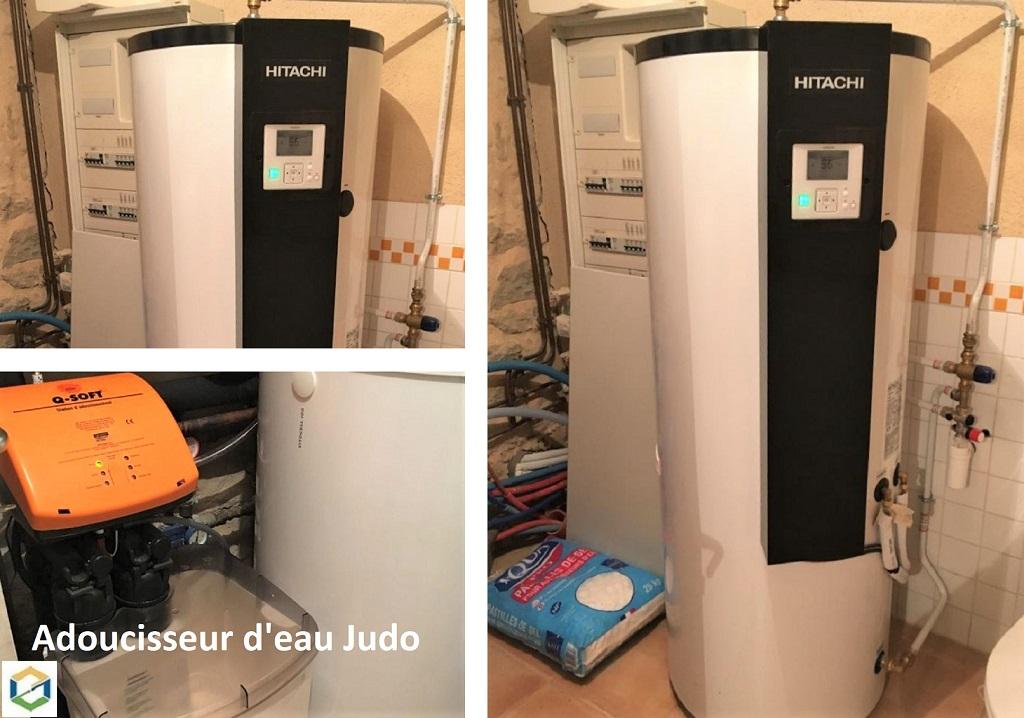 Installateur Qualipac RGE en chauffe-eau thermodynamique
