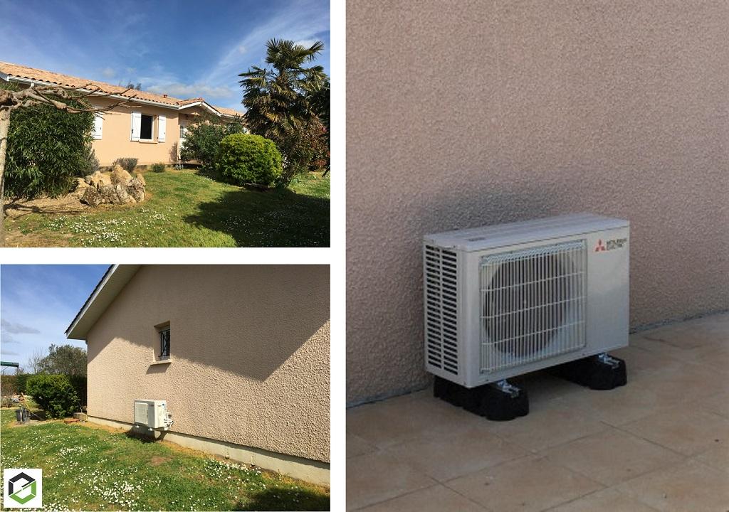 chauffagiste-climatisation-rge-qualipac-installation-d-un-chauffage-reversible-mitsubishi-electric-gironde-33