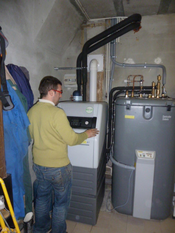 Entretein et dépannage de chauffage/chauffe-eau solaire - 33 Gironde