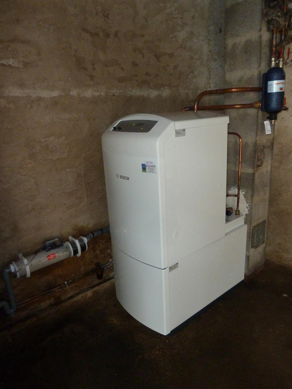 Condensation fioul Bosch à Saint Maixant - 33 Gironde