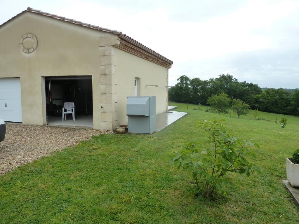 Aérothermie Dimplex à Bonnetan 33 Gironde