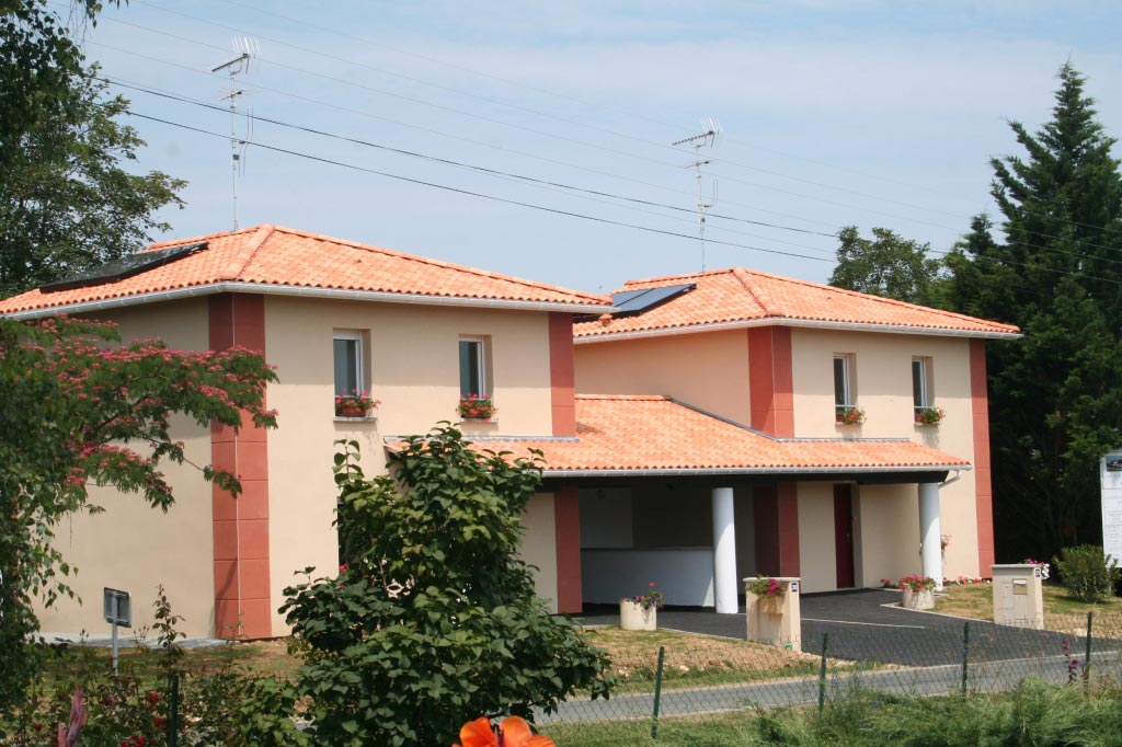Chauffe-eau solaire Schüco à Coirac - 33 Gironde