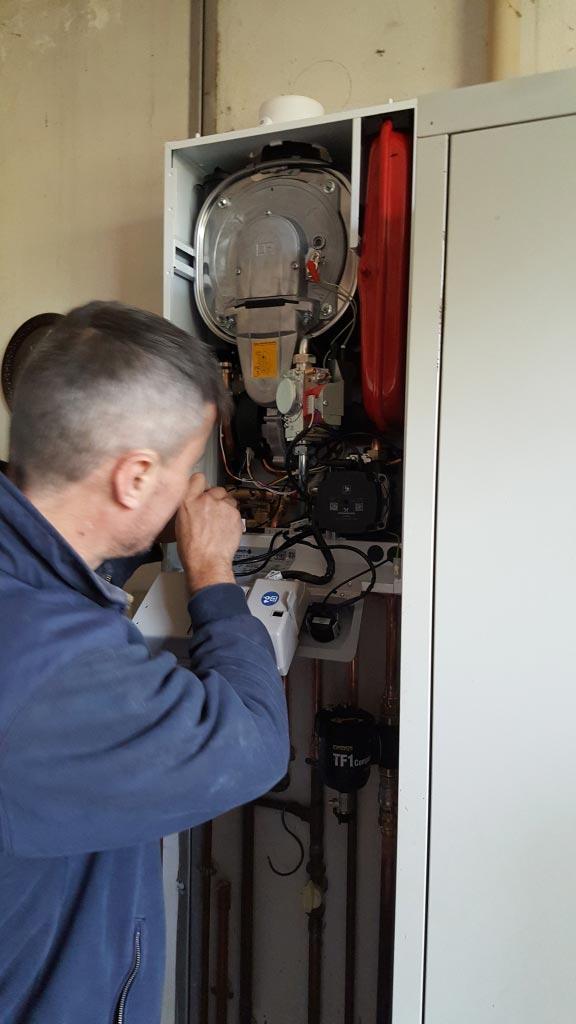 Entretien & SAV chaudière condensation Gaz De Dietrich