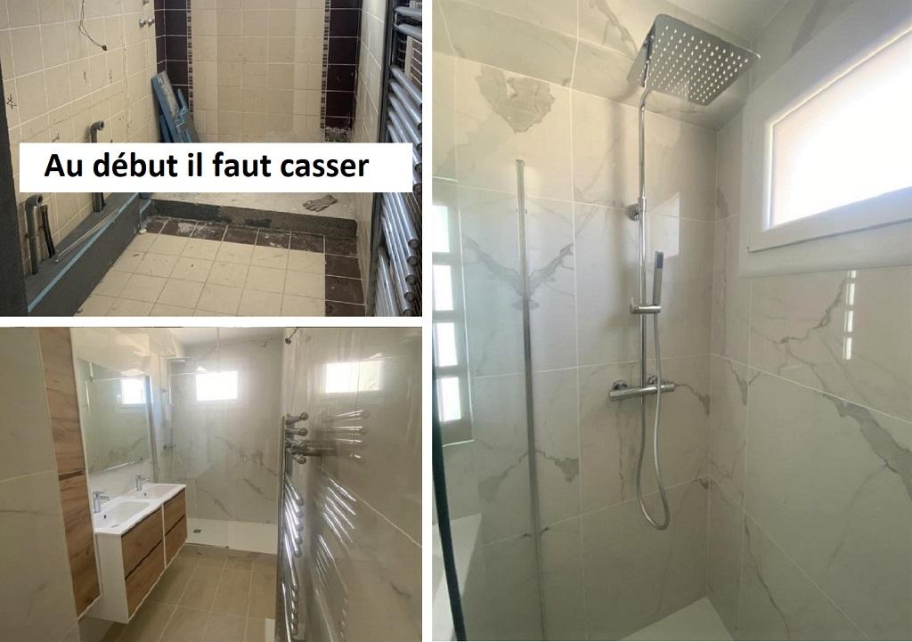 Rénovation complète d'un appartement à AIX en Provence