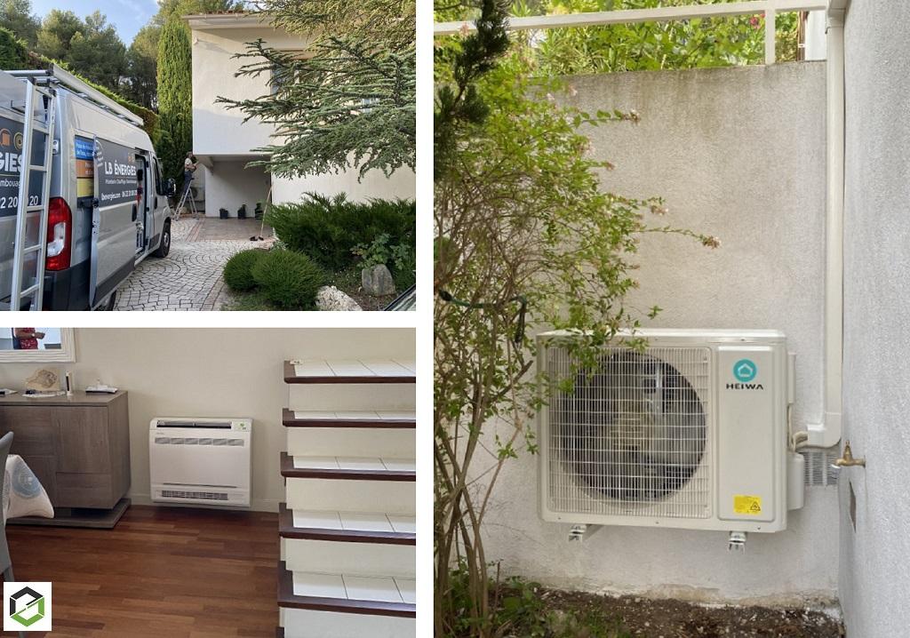 Entreprise RGE - Faire poser une climatisation réversible par un artisan soigneux et compétent