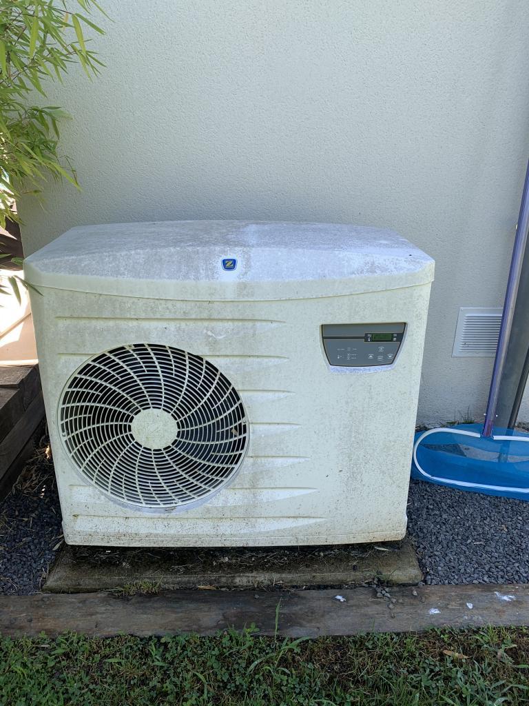 PAC Air/Eau + climatisation pour maison neuve - LA BREDE (33)