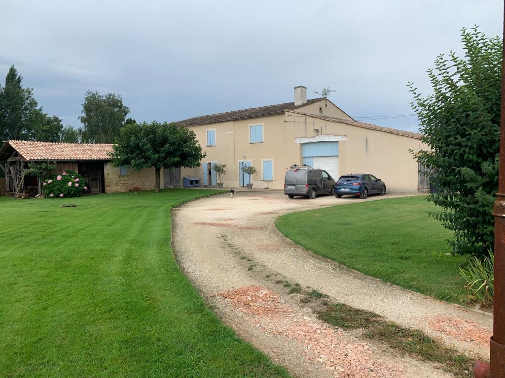 Entretien chaufferie et installation PAC NEXTERM - ST PIERRE DE MONS (33)