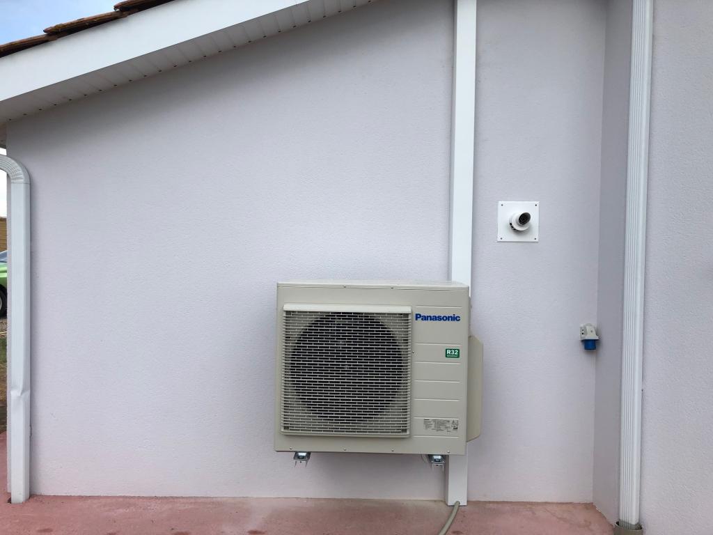 Climatisation PANASONIC - BAZAS (33)