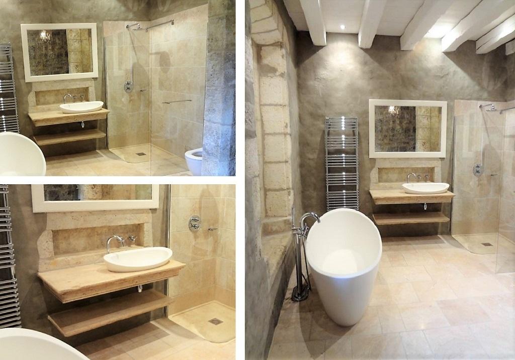 ets vincent patrice - rénovation création salle de bain 47 lot et