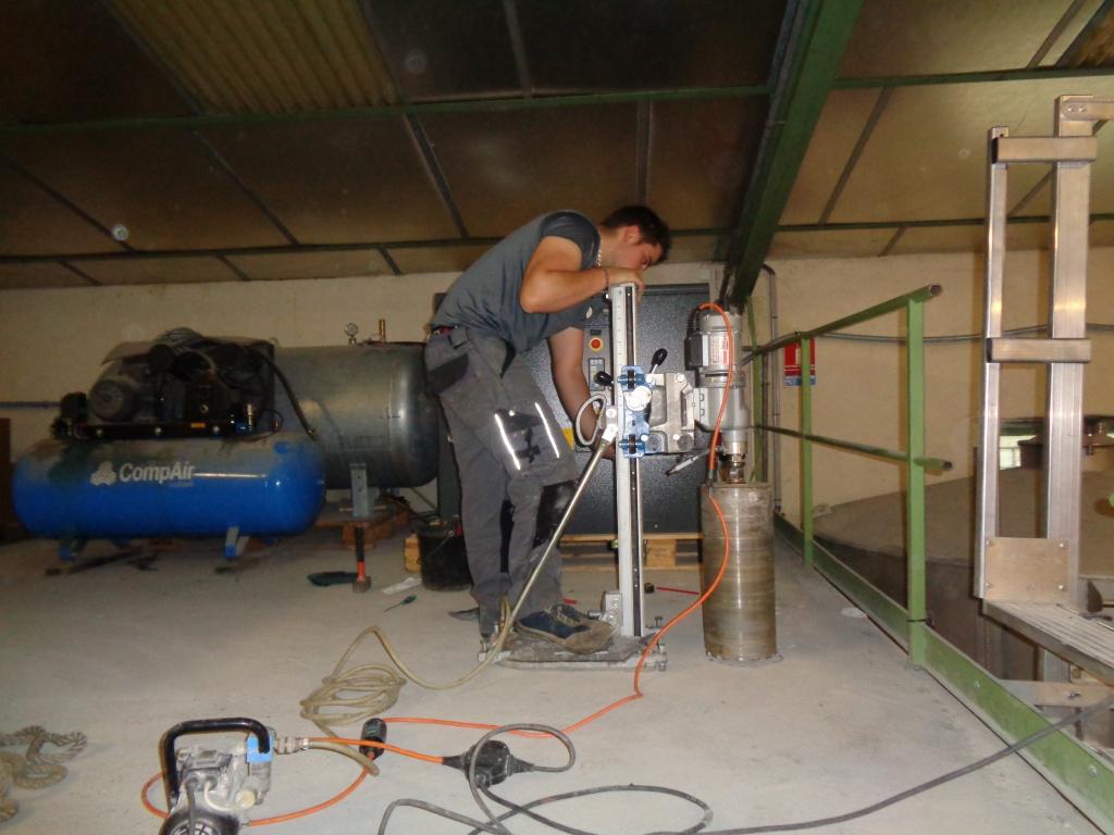 Ventilation local industriel