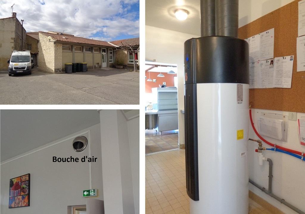 Entreprise qualifié en installation chauffe-eau thermodynamique
