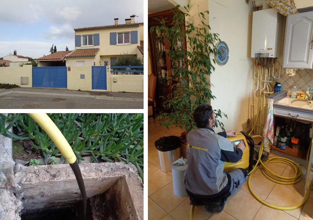 Désembouage circuit radiateurs Gard et Vaucluse