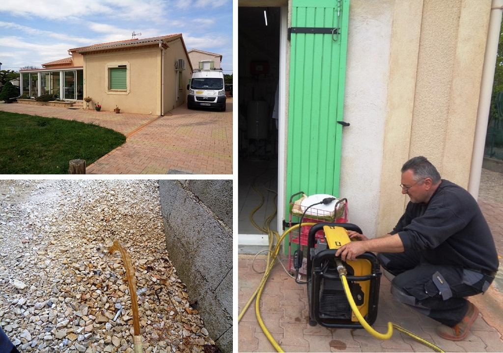 Désebouage circuit radiateurs 30 Gard 84 Vaucluse