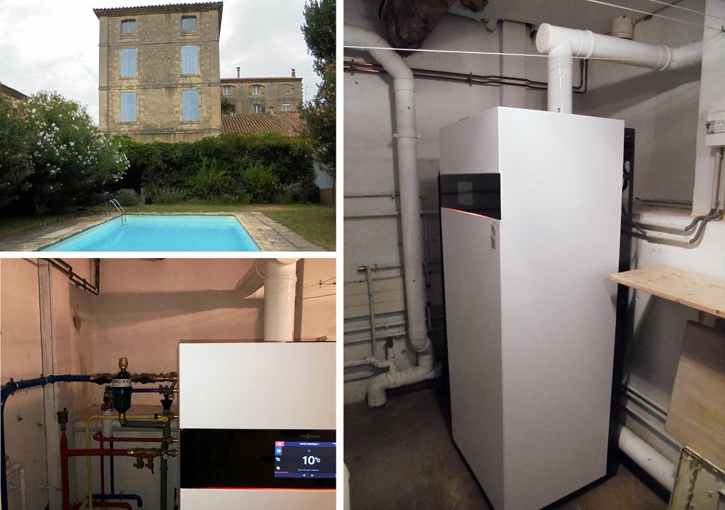 Installateur Proactif Viessmann pour remplacement chaudière dans le 30 Gard et 84 Vaucluse