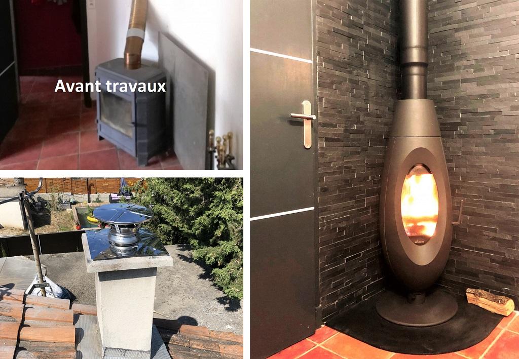 Installaleur Qualibois RGE pour Poêle bois  - Invicta Shop